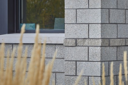 Building Sustainably with Concrete Masonry