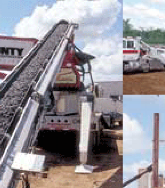 Telebelt® Material Conveyor