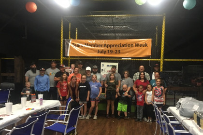 County Materials Shows Appreciation for Bonne Terre, Missouri Team Members
