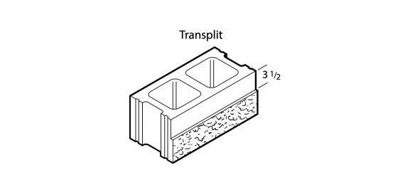 Transplit® Block