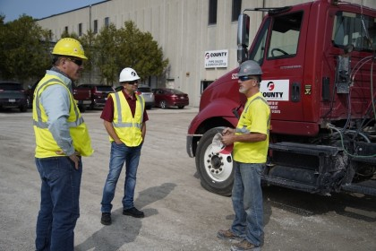 National Truck Driver Appreciation Week: Thank You to Our Drivers