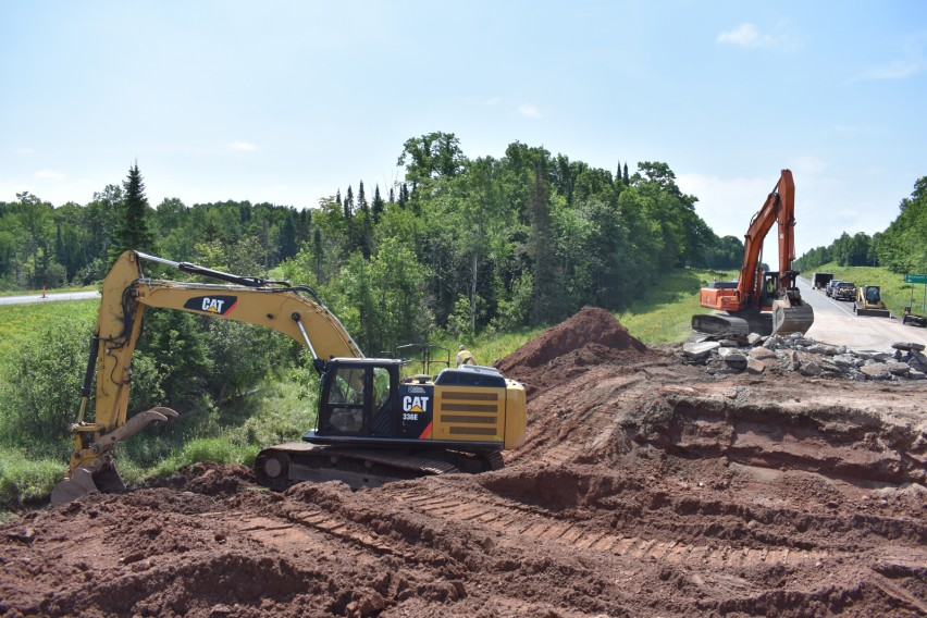Highway Washouts from Steel Pipe Failures Replaced by Reinforced Concrete Pipe