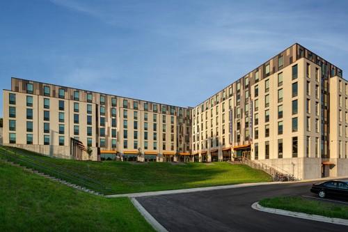 UW Platteville Residence Hall