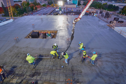 The Benefits of Structural Concrete Framing