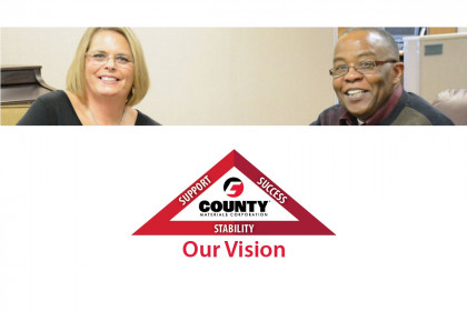 County Materials Partners with Easterseals Crossroads to Promote Dignity, Independence, and Growth