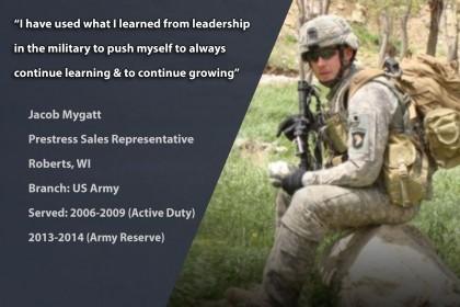 Veteran Profile: Jacob Mygatt