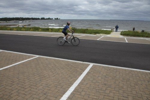 Village of Egg Harbor, Wis. Permeable Paver Project