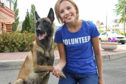 County Materials Partners with Patriot K9s of Wisconsin to  Support Veterans with Rescued Service Dogs