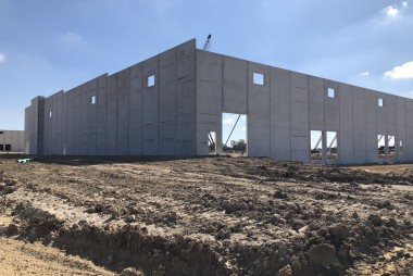 County Materials Proudly Manufactured 430 Insulated Sandwich Wall Panels