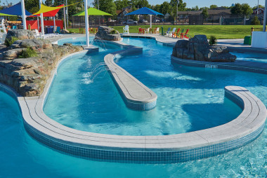 The Advantages of Concrete Swimming Pools