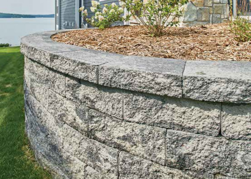 Winston® Retaining Wall System