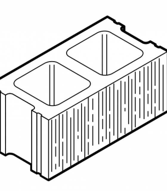 Wirecut / Striated Units