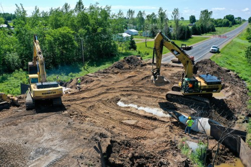 WIS 27 Culvert Replacement