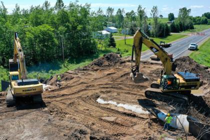 Concrete Pipe Helps Build Safer, Flood-Resilient Communities
