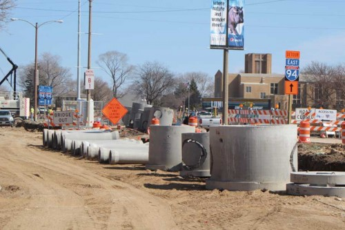Reinforced Concrete Pipe Proves a Resilient and Long Lasting Choice for Milwaukee Zoo Interchange